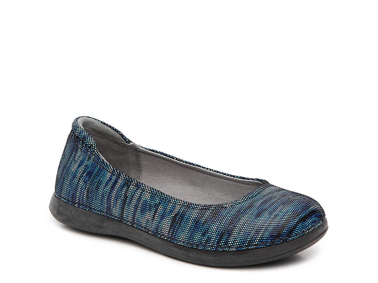 Alegria Leather Slip-on Flats - Petal discount recommend tumblr online 2015 cheap online clearance shop for 545FUb