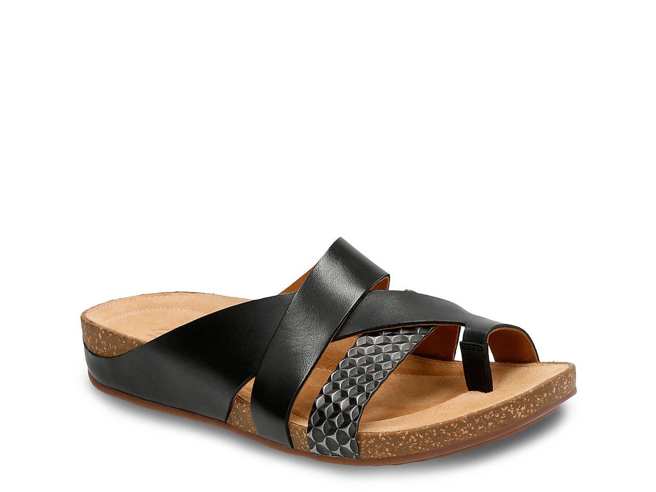 8cdb3cfcd38d Clarks Perri Bay Slide Sandal Women s Shoes