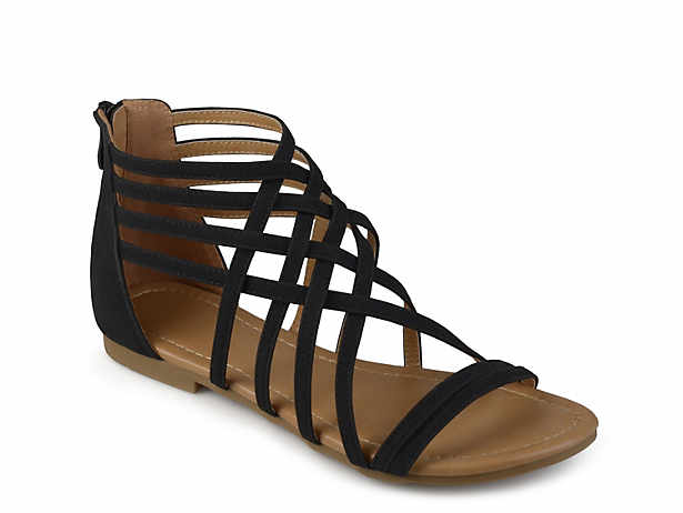 Plus Size Fringes Casual Flat Heel Sandals - LIGHT BROWN For Sale Really For Sale Very Cheap X9gvrC