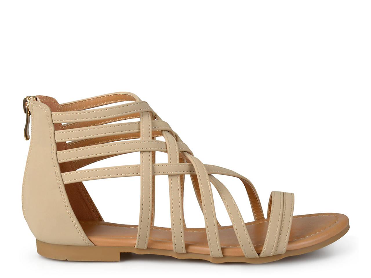 c288d5ac7e3ef4 Journee Collection Hanni Gladiator Sandal Women s Shoes