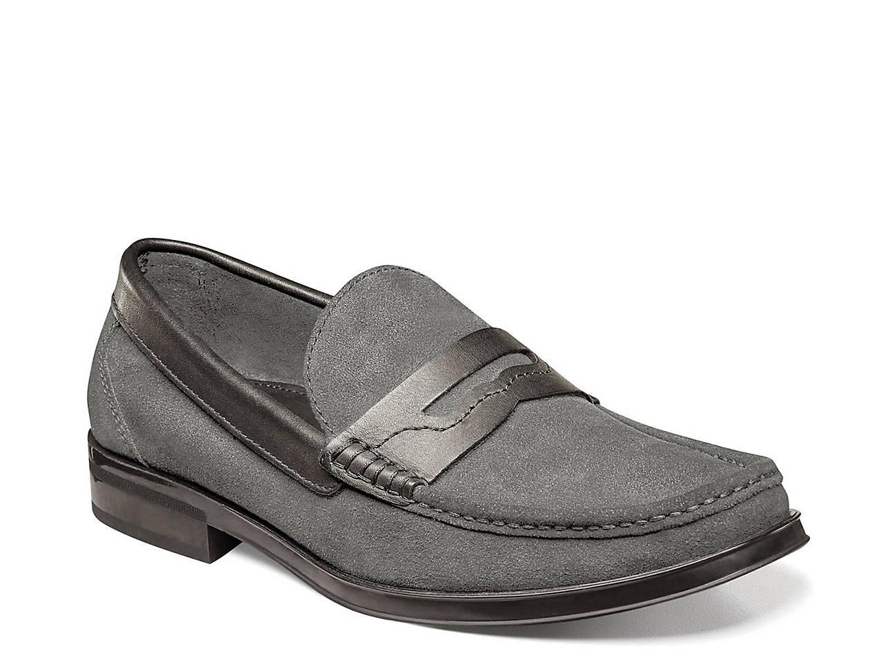 2367f32de0f Florsheim Westbrooke Suede Penny Loafer Men s Shoes