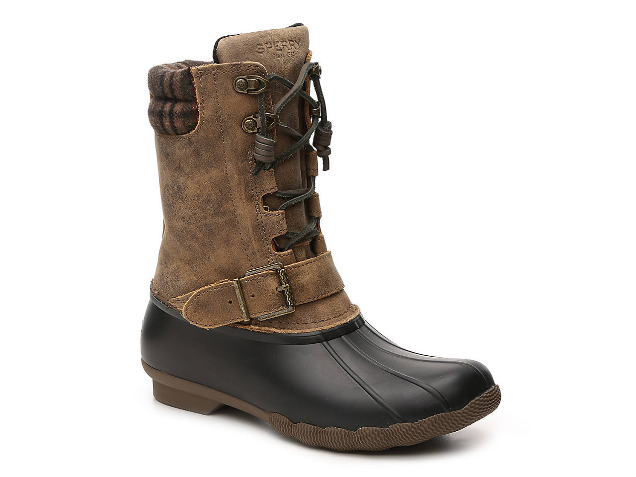 Sperry Top-Sider Saltwater Misty Thinsulate Duck Boot (Women's) 4GtG6g2Sg
