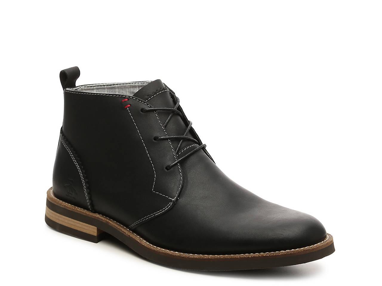 Monty Chukka Boot
