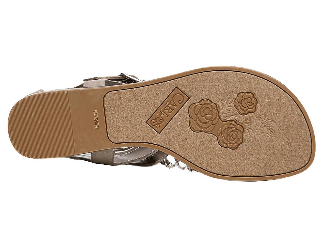 928d4840e868 Carlos by Carlos Santana Taos Gladiator Sandal Women s Shoes