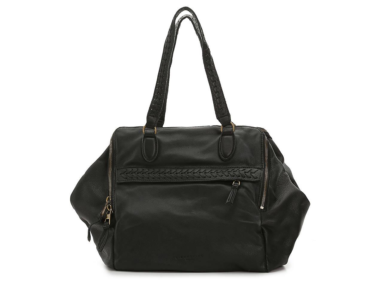 Liebeskind Kayla Leather Shoulder Bag