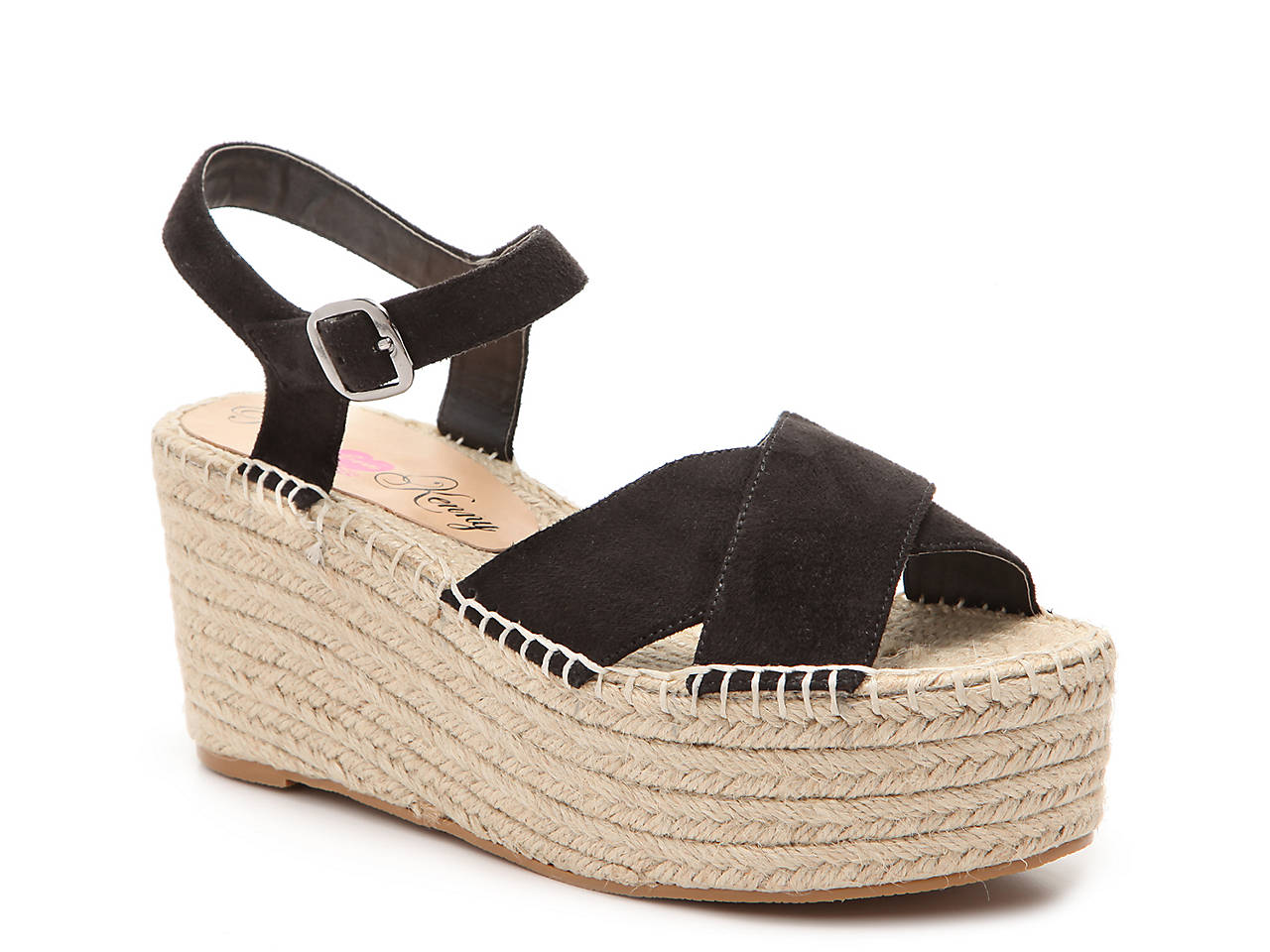 Friend Wedge Sandal by Penny Loves Kenny