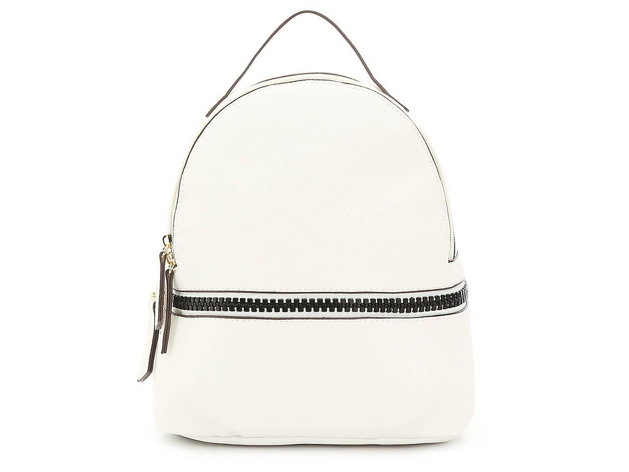 Zip Around Mini Backpack