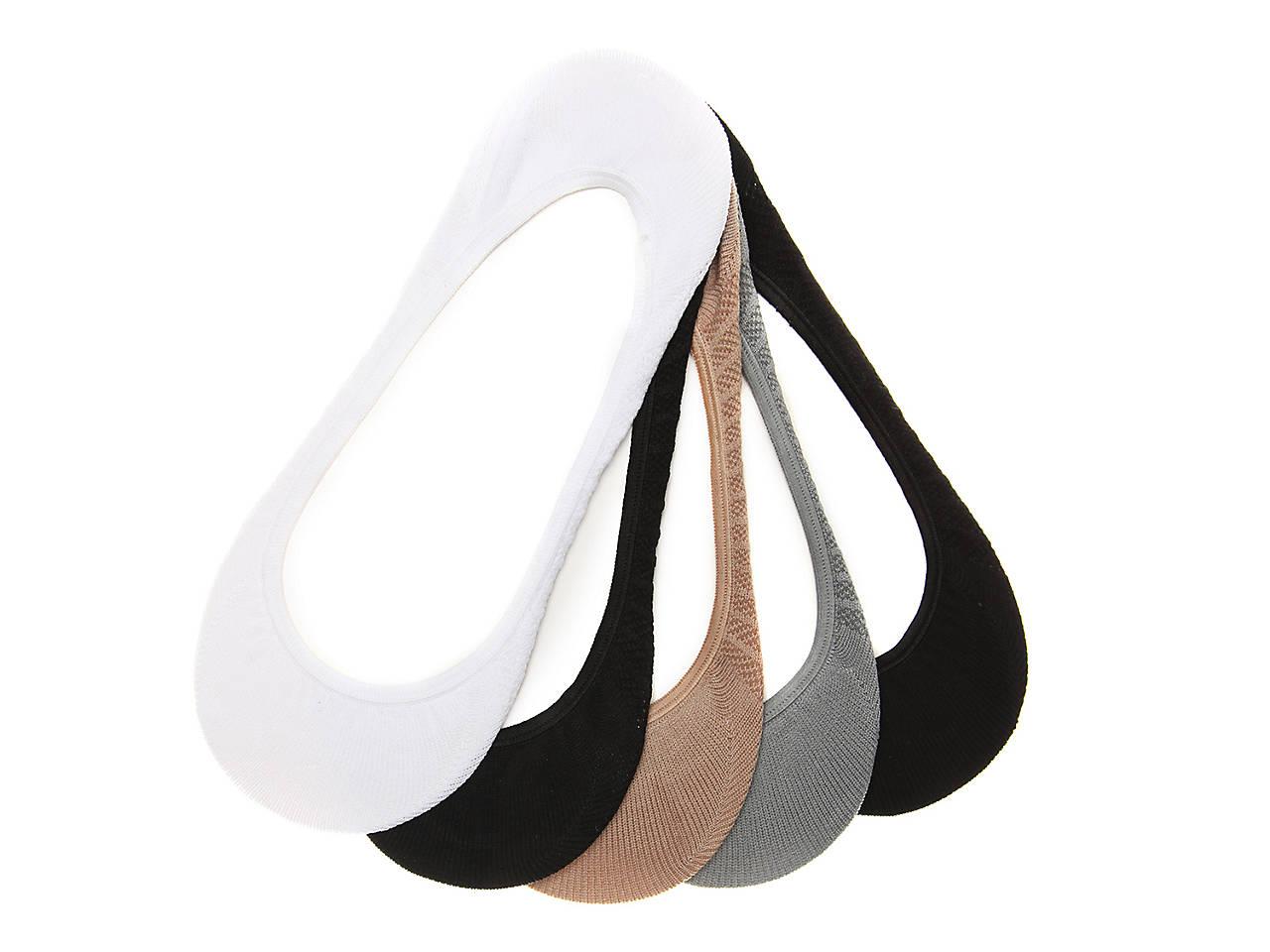 8cceebf01a00 Steve Madden Mesh Women s No Show Liners - 5 Pack Women s Handbags ...