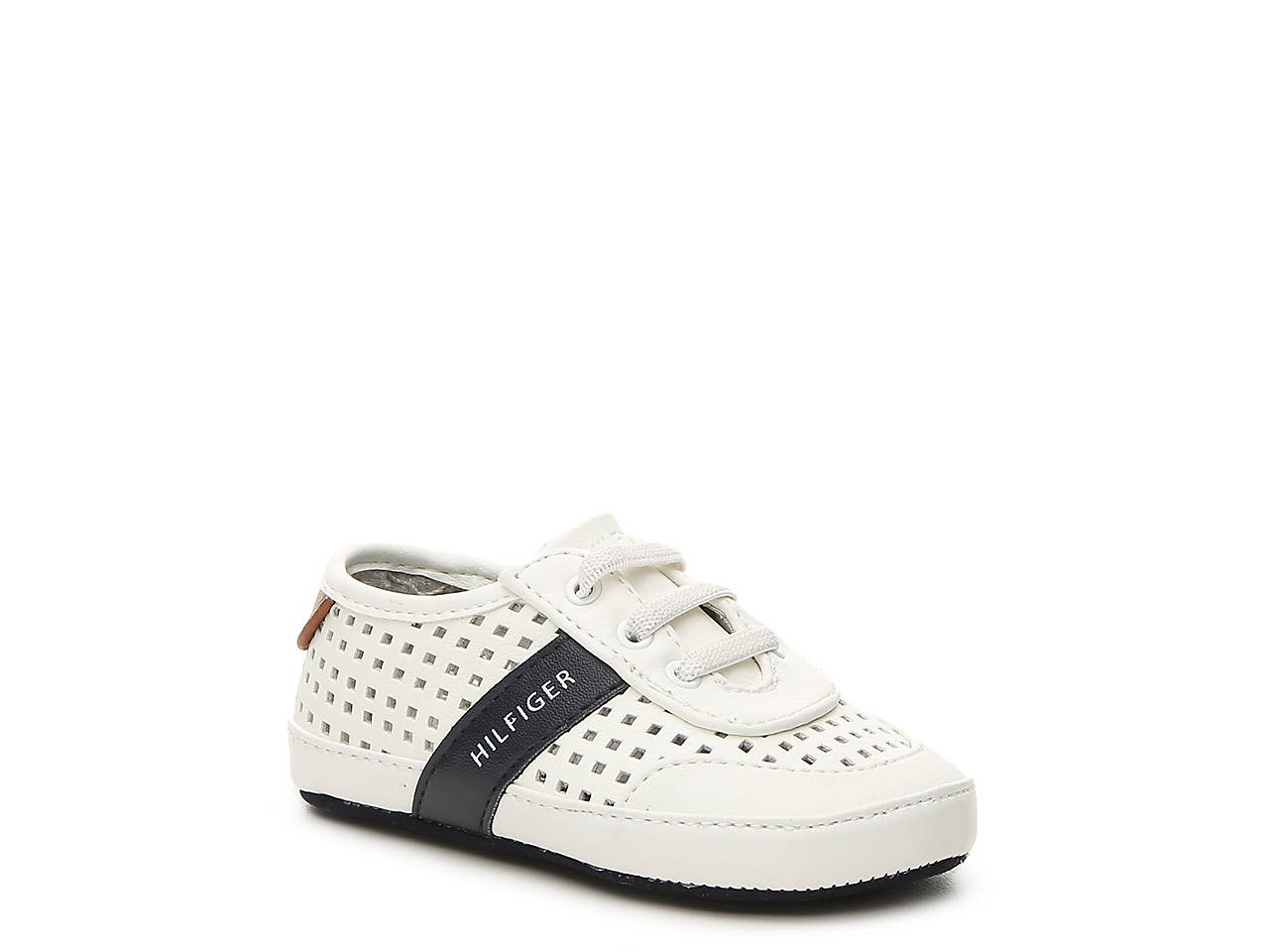 e0b0f898c7b9db Tommy Hilfiger Dennis Boys Infant Crib Shoe Kids Shoes