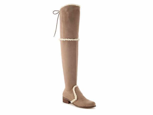 b7fa09f974b27 Charles by Charles David Gunter Over The Knee Boot Women s Shoes