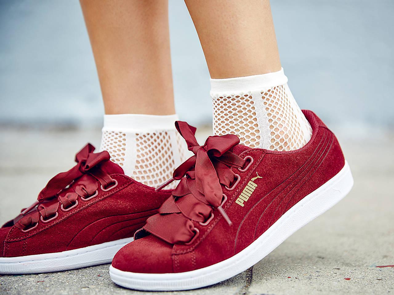 Puma Vikky Ribbon Sneaker - Women s Women s Shoes  e5c07ee3e