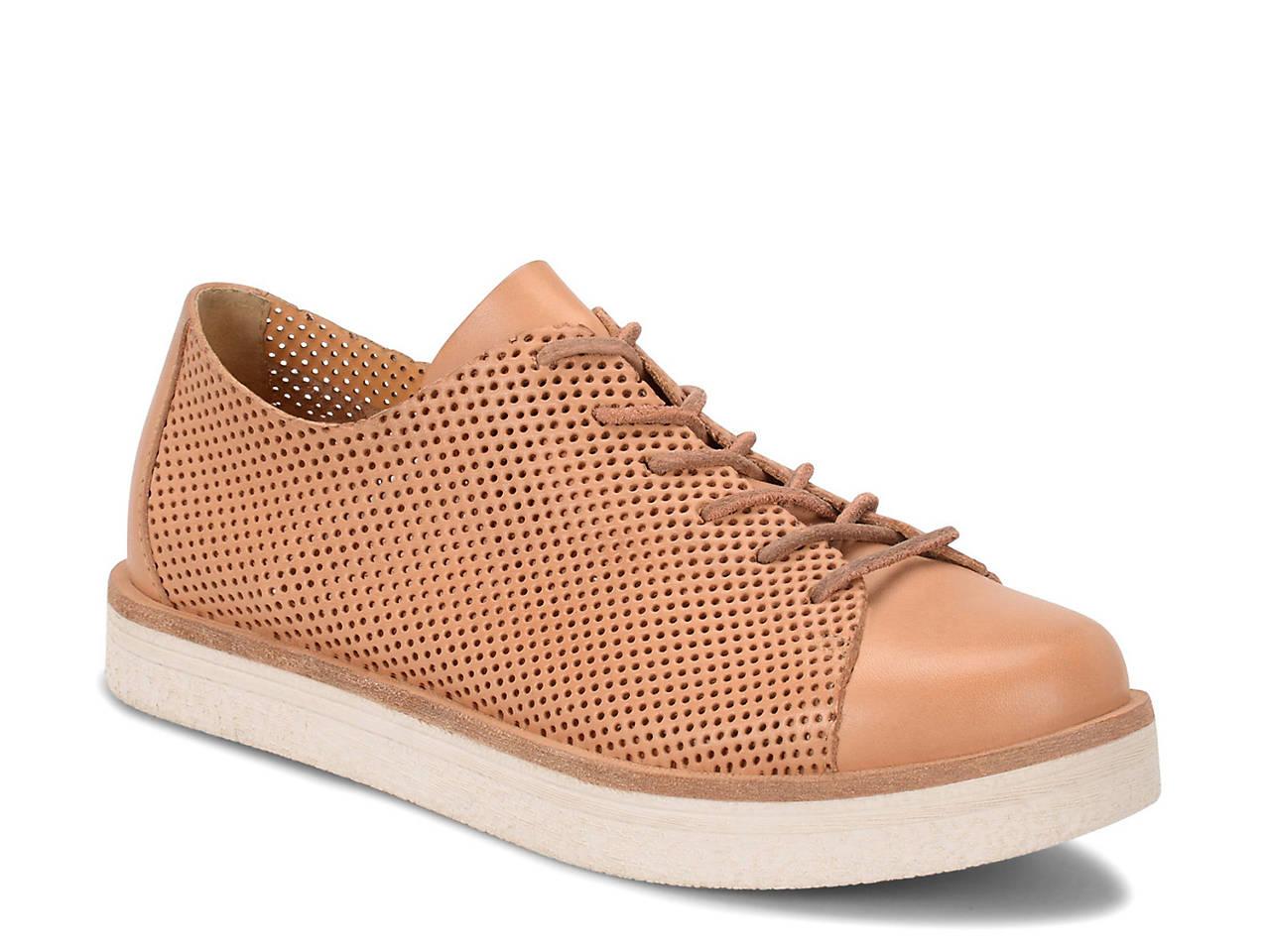 Kork-Ease Margeret Suede Perforated Sneakers cFlOf9oPr5