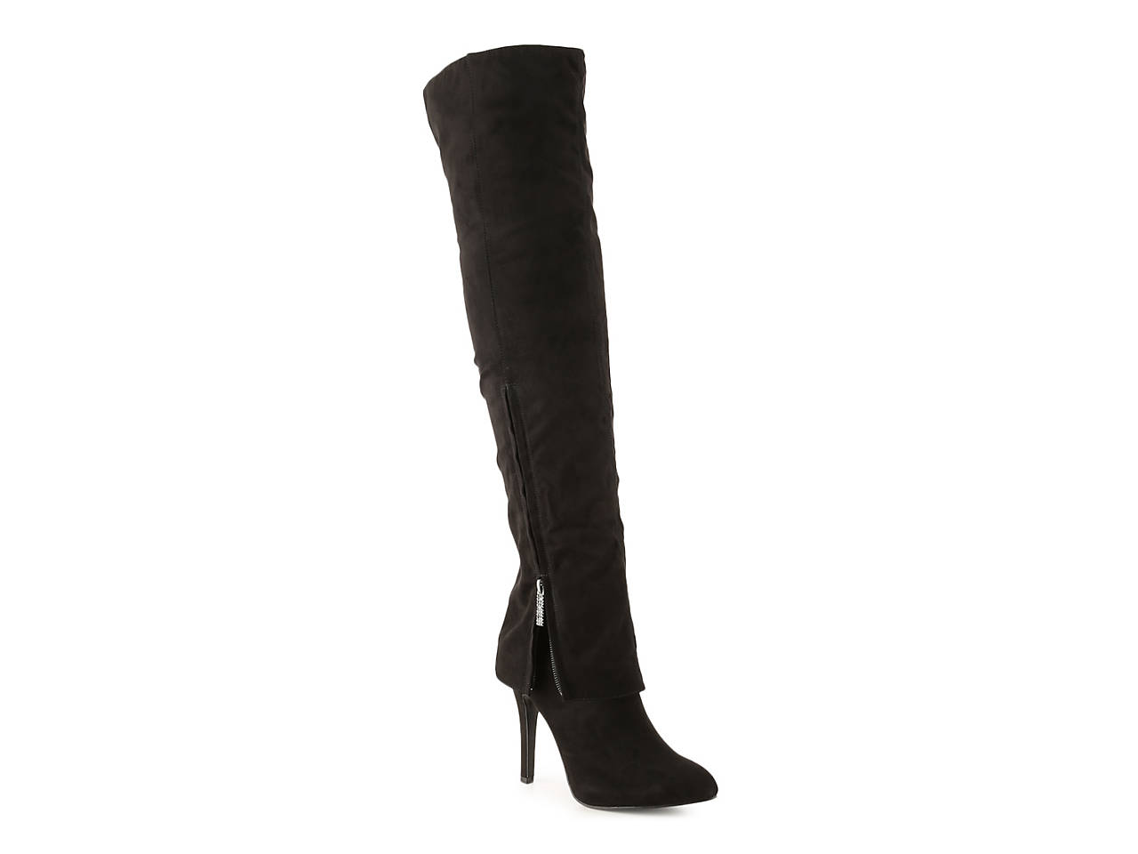 Nina Kandi Over The Knee Boot Women s Shoes  9910848ea341