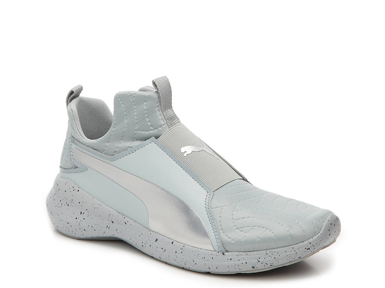 f501293d65ad Puma Rebel Mid Speckle Slip-On Training Shoe - Women s Women s Shoes ...
