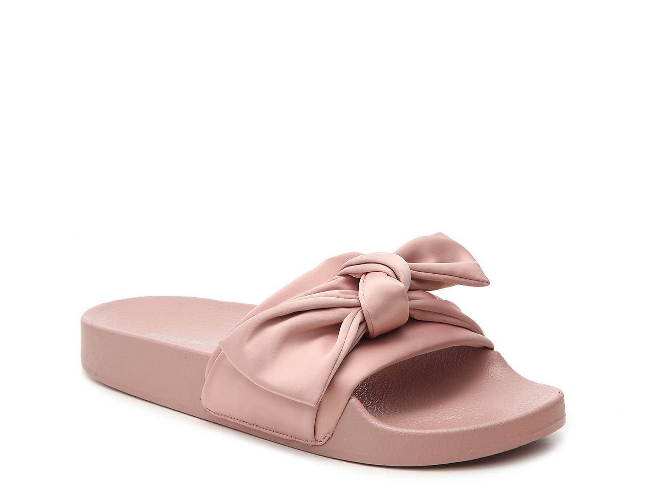 new arrive outlet for sale uk availability Steve Madden Silky Slide Sandal Women's Shoes | DSW