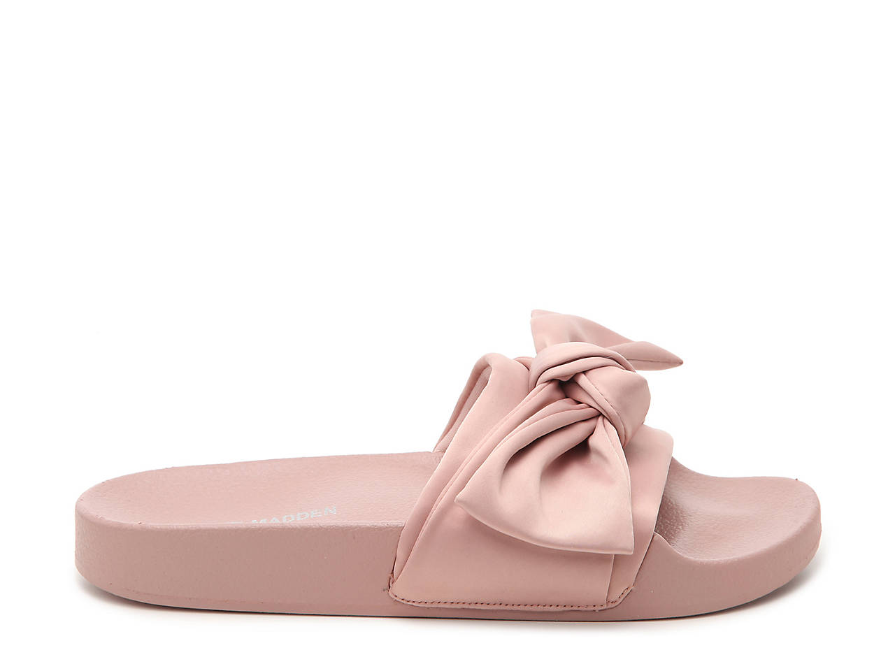c0afe46bdde Steve Madden Silky Slide Sandal Women s Shoes