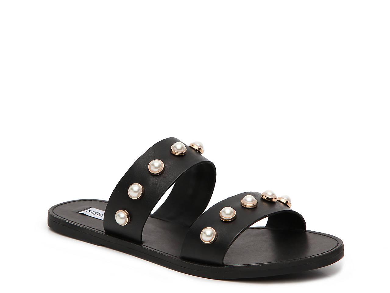 dcad44ccd4ce0 Steve Madden Jole Flat Sandal Women s Shoes