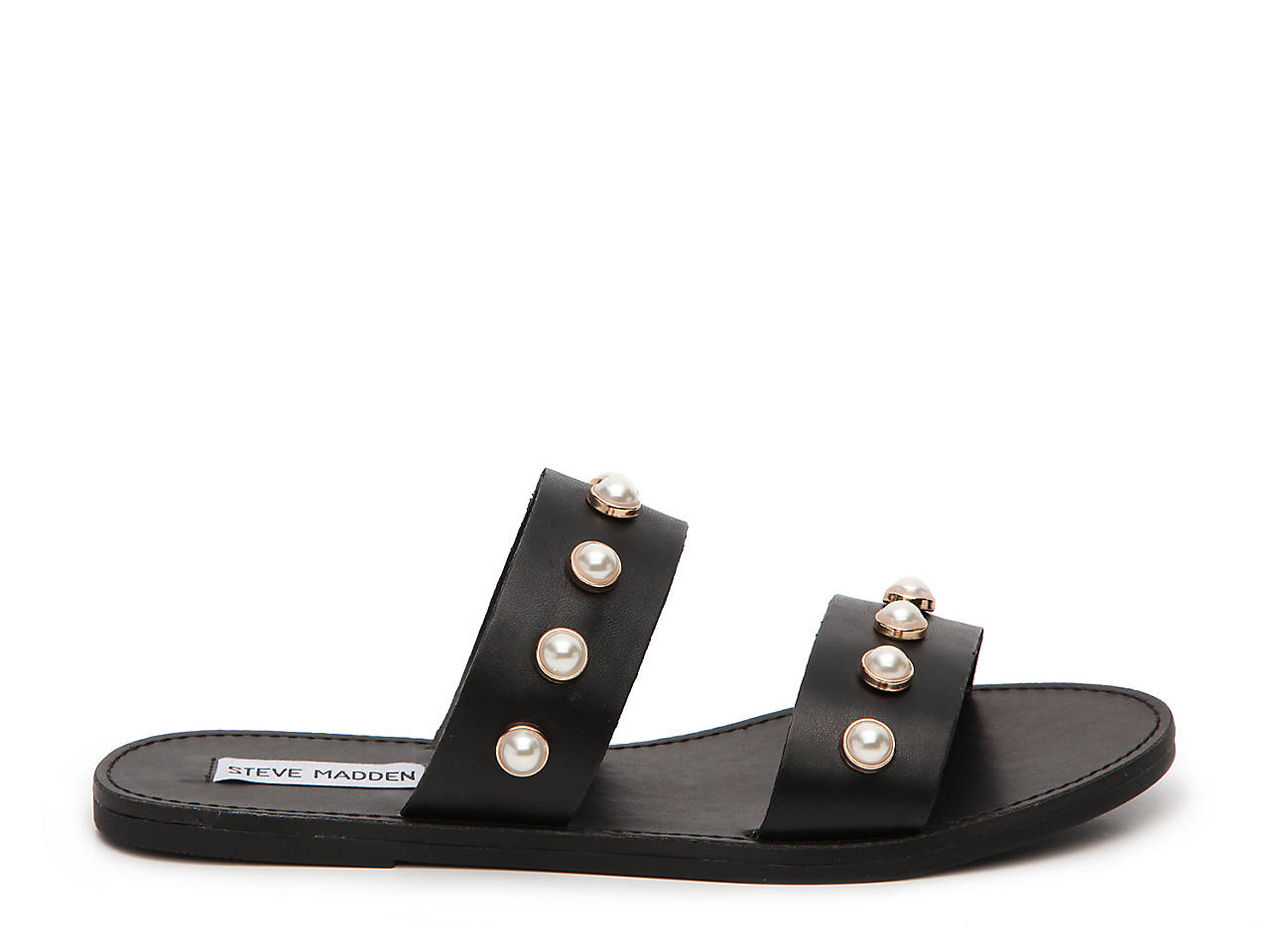 ac82864f9e7 Steve Madden Jole Flat Sandal Women s Shoes