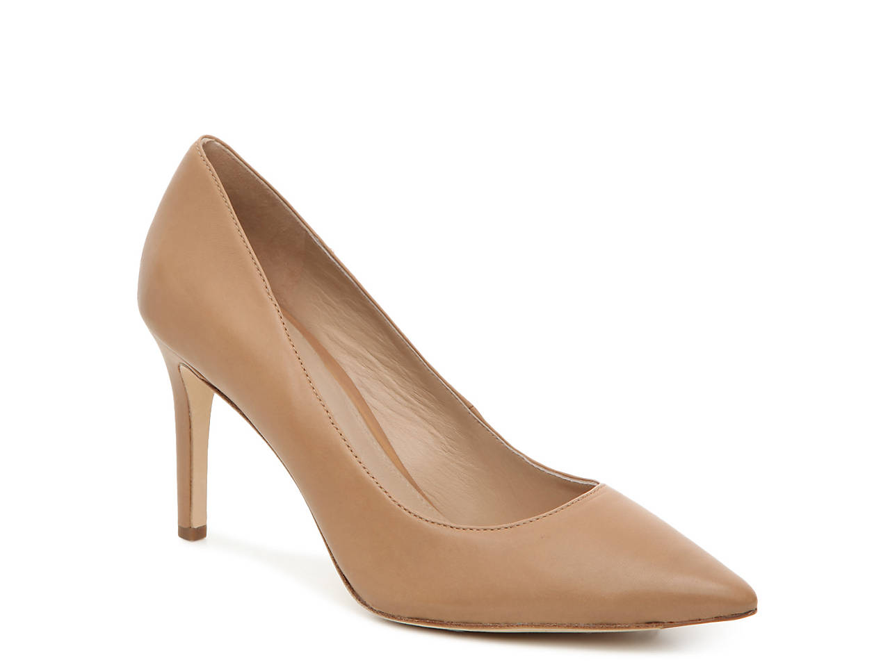 bb8f226ceb0 Via Spiga Carola Leather Pump Women s Shoes