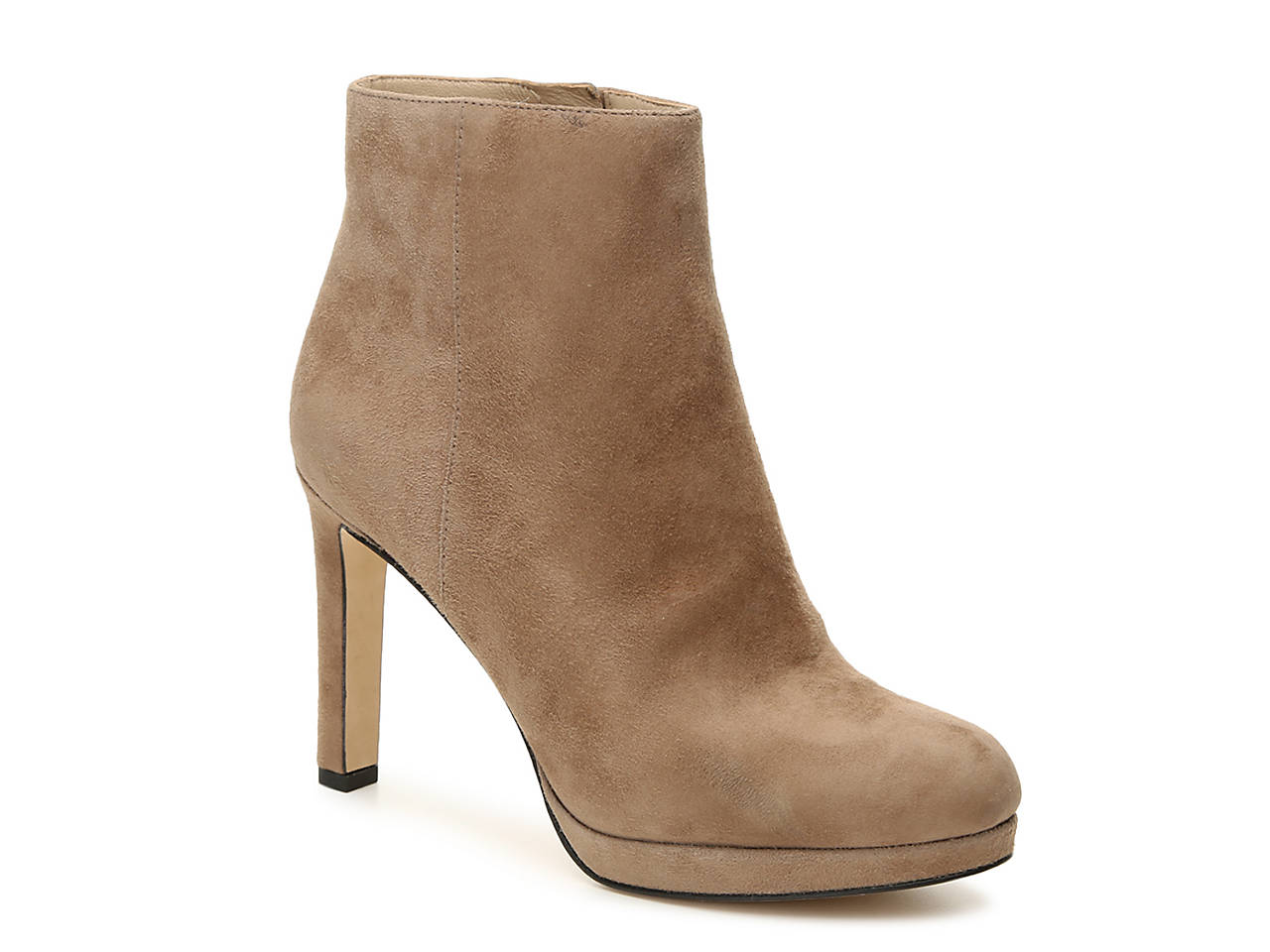 clearance how much Via Spiga Bettie Suede Booties outlet websites find great online deals sale online fglqC