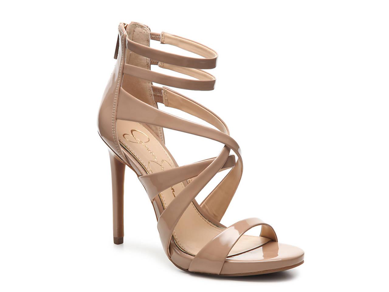 c0ee1201a01f Jessica Simpson Rayomi Platform Sandal Women s Shoes