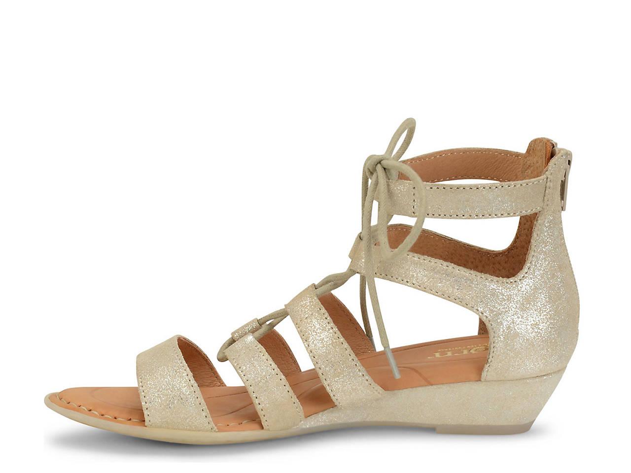 2a683cc4977 Born Dakar Wedge Sandal Women s Shoes