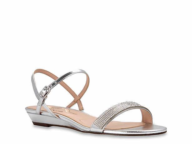 Nina Silver Dress Shoes Dsw