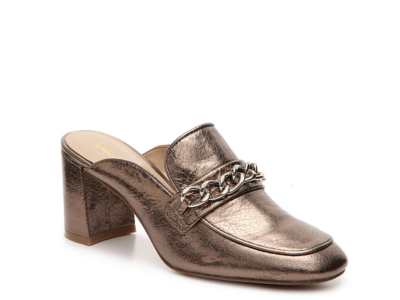 7f295c9b33b7 Enzo Angiolini Gilian Mule Women s Shoes
