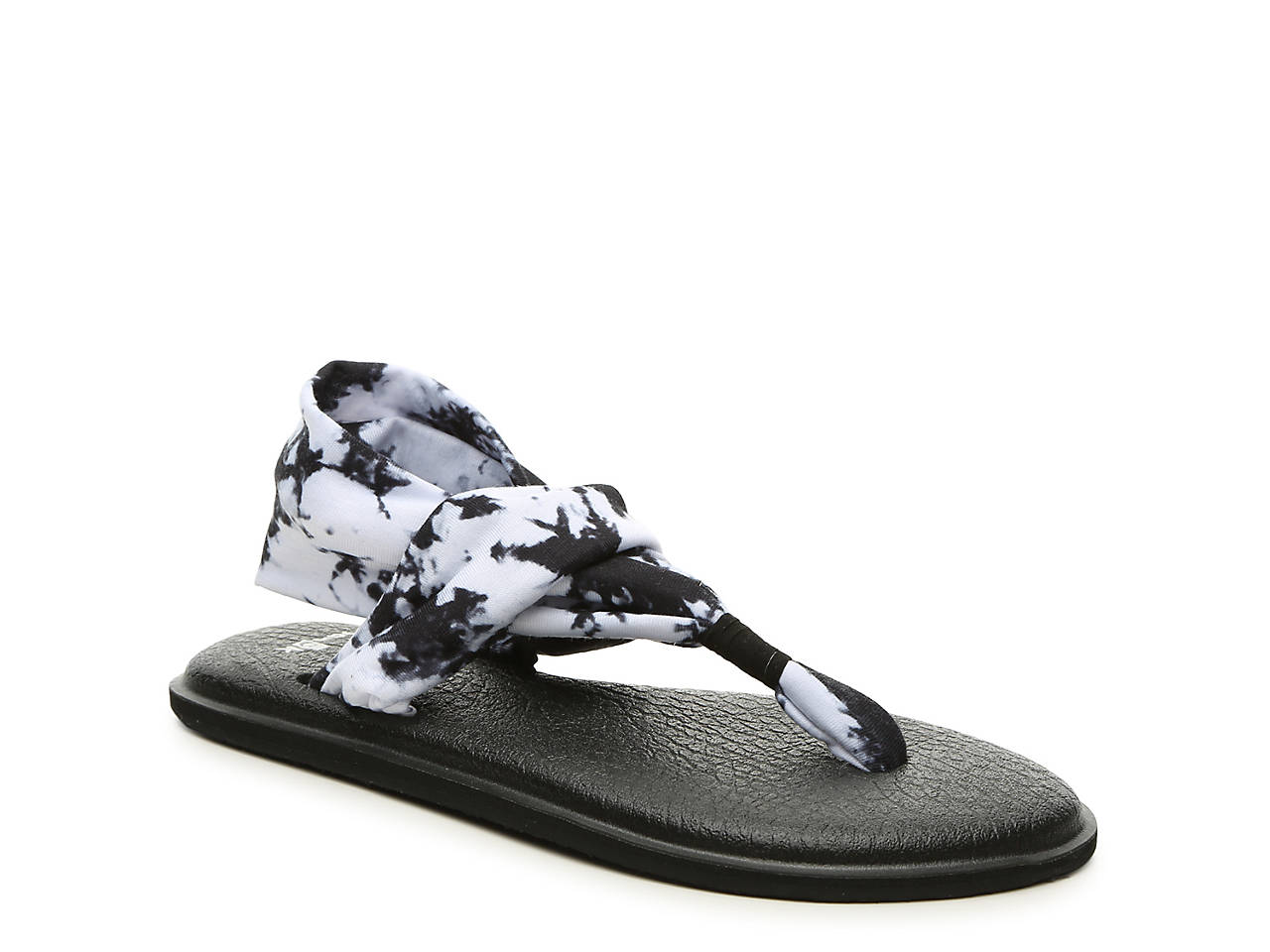 2f5ce94345a03e Sanuk Yoga Sling 2 Tie-Dye Flat Sandal Women's Shoes   DSW