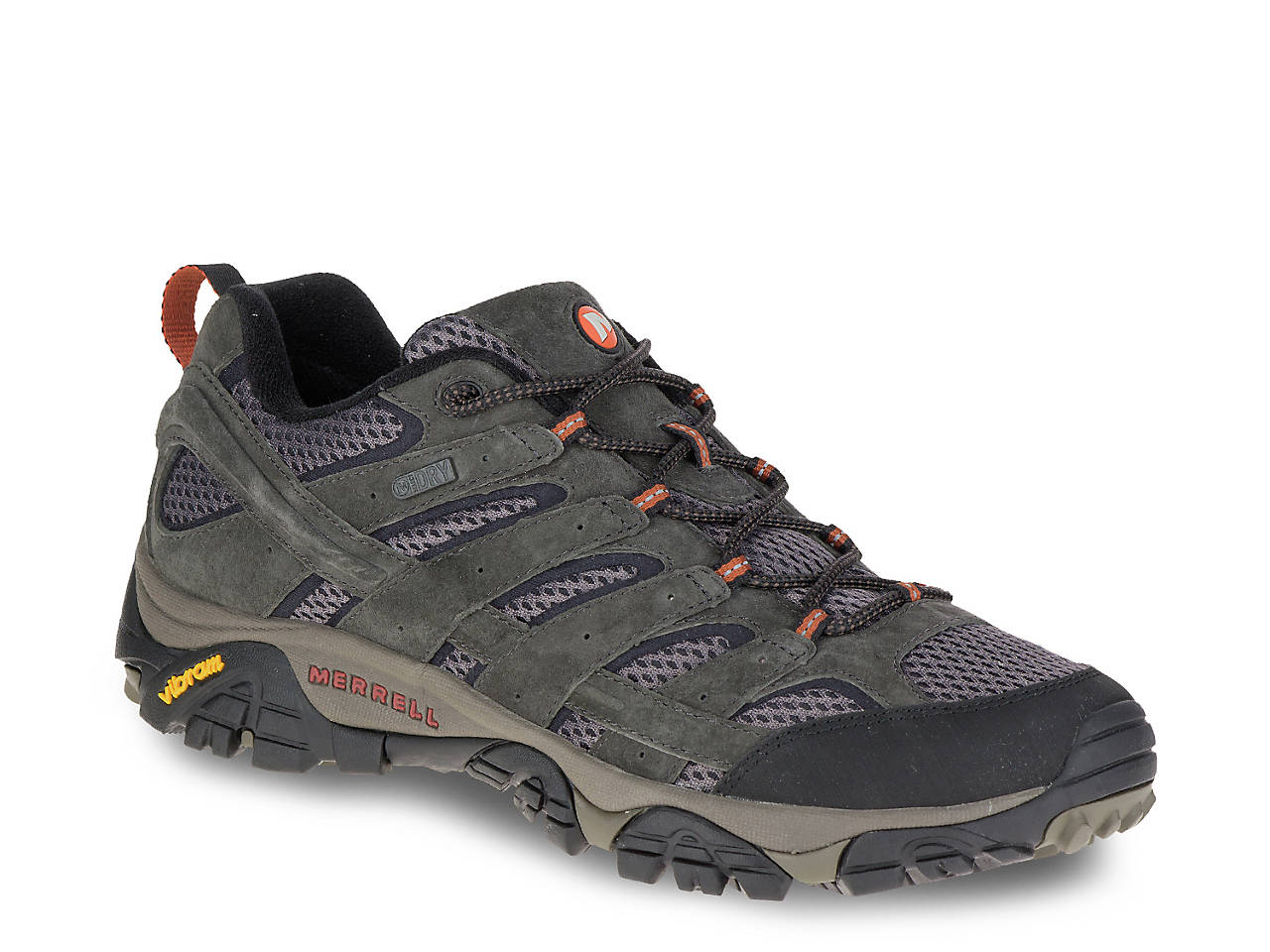 Merrell Moab 2 Waterproof Hiking Shoe Men s Shoes  e823df3a8