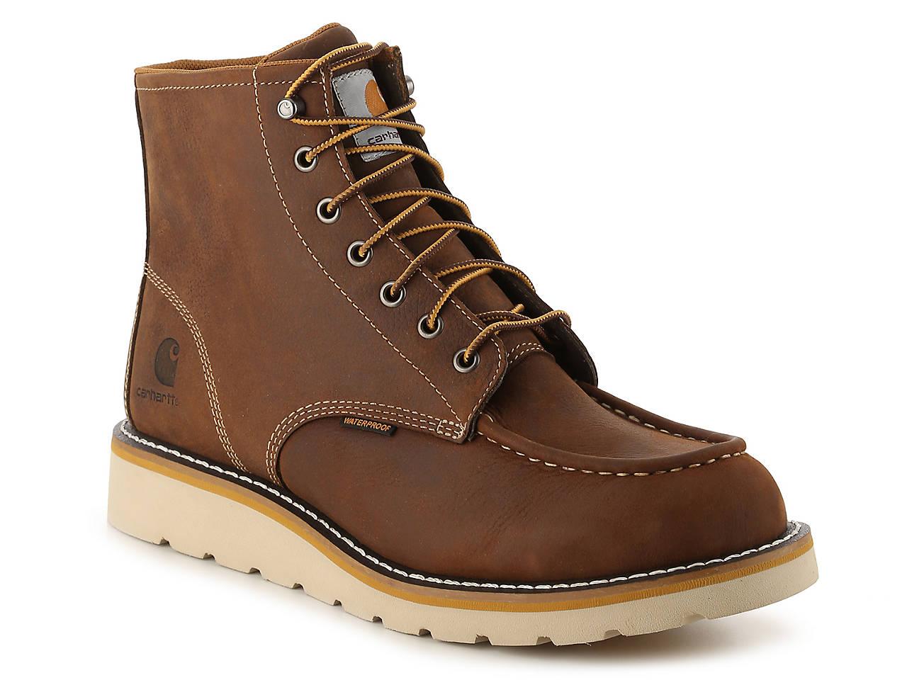 49dc0b9c8073 Carhartt 6-Inch Wedge Boot Men s Shoes
