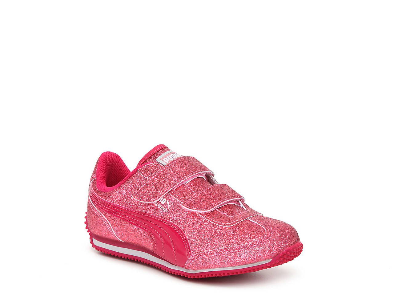 8db6af964f3d Puma Whirlwind Glitz Toddler   Youth Sneaker Kids Shoes