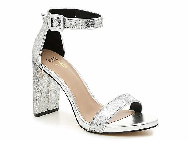 Women's Silver Dress Sandals | DSW