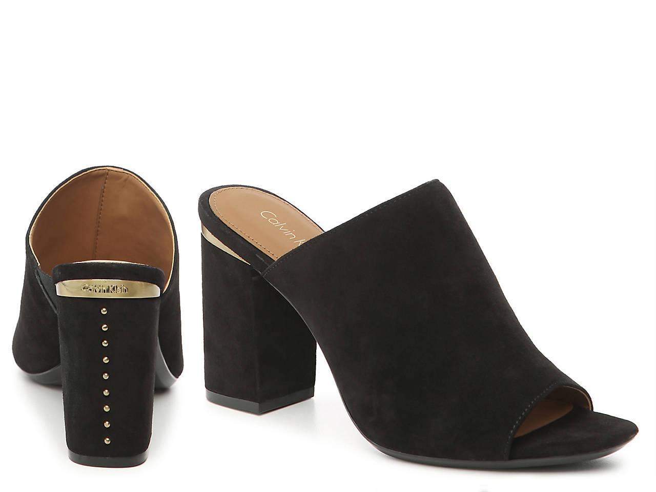 bc932123a13e Calvin Klein Cicelle Sandal Women s Shoes