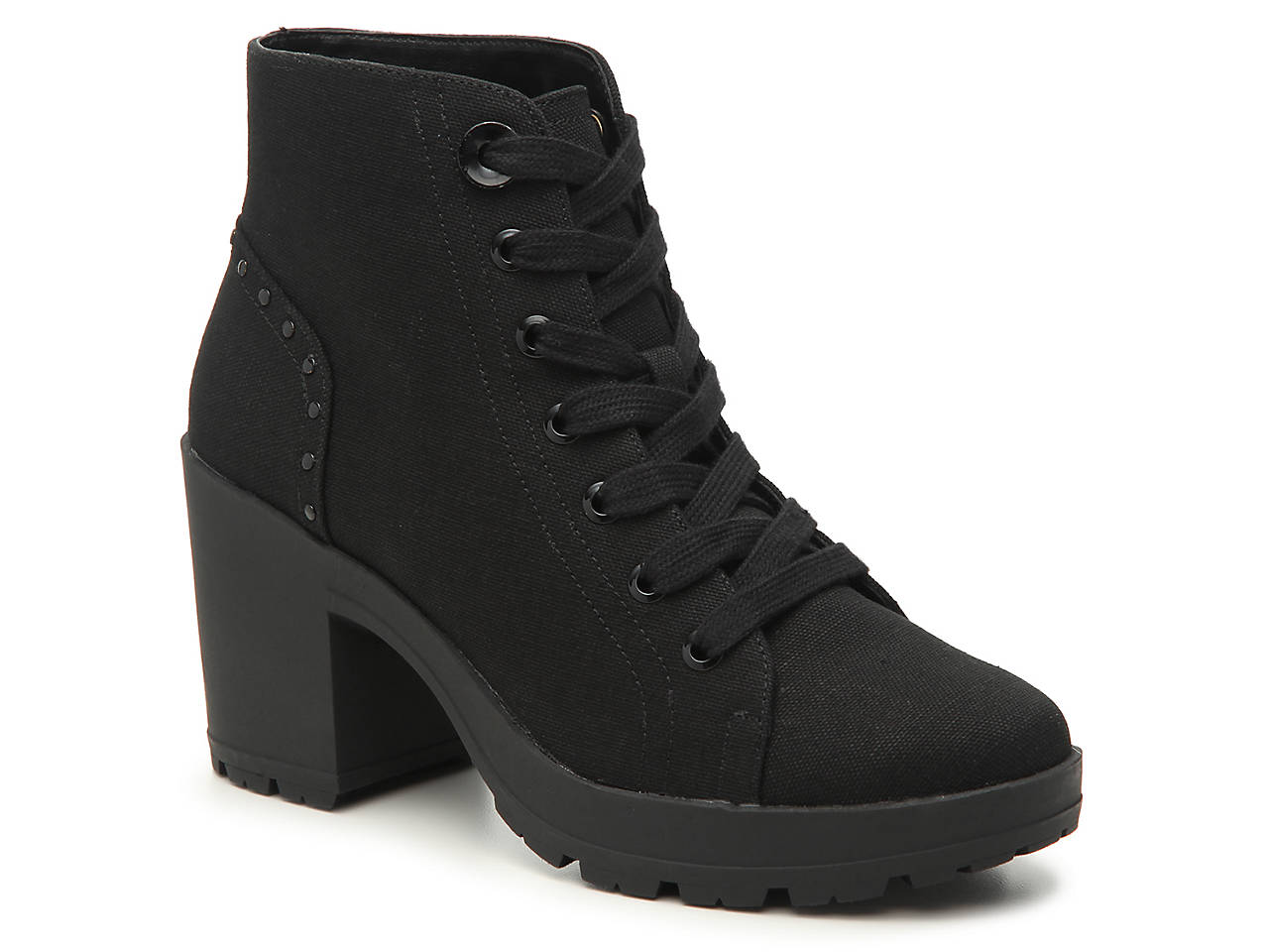 Mix No 6 Tevia Combat Boot Women S Shoes Dsw