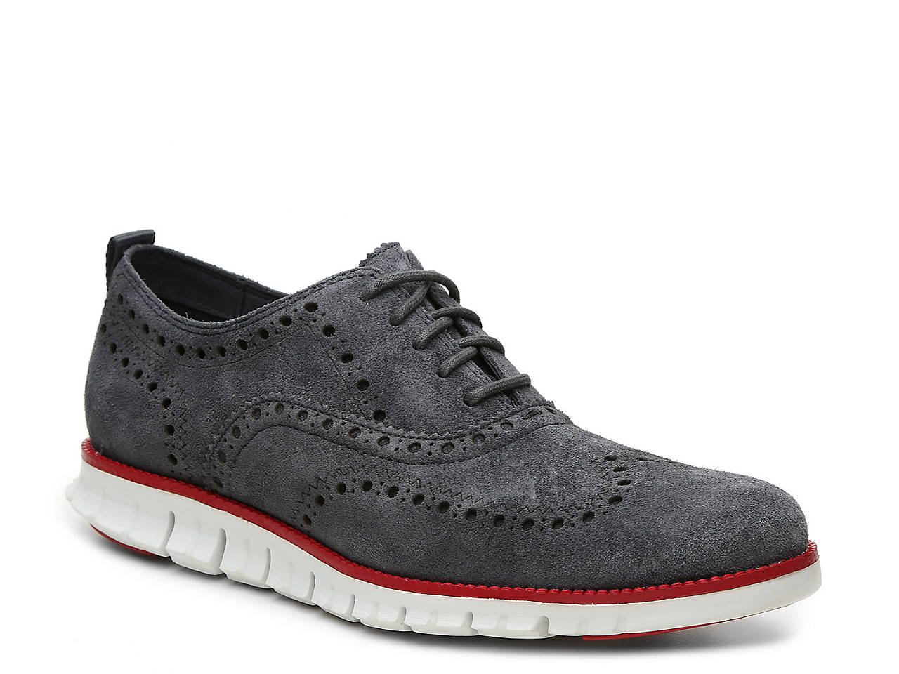 Zero Grand Wingtip Oxford
