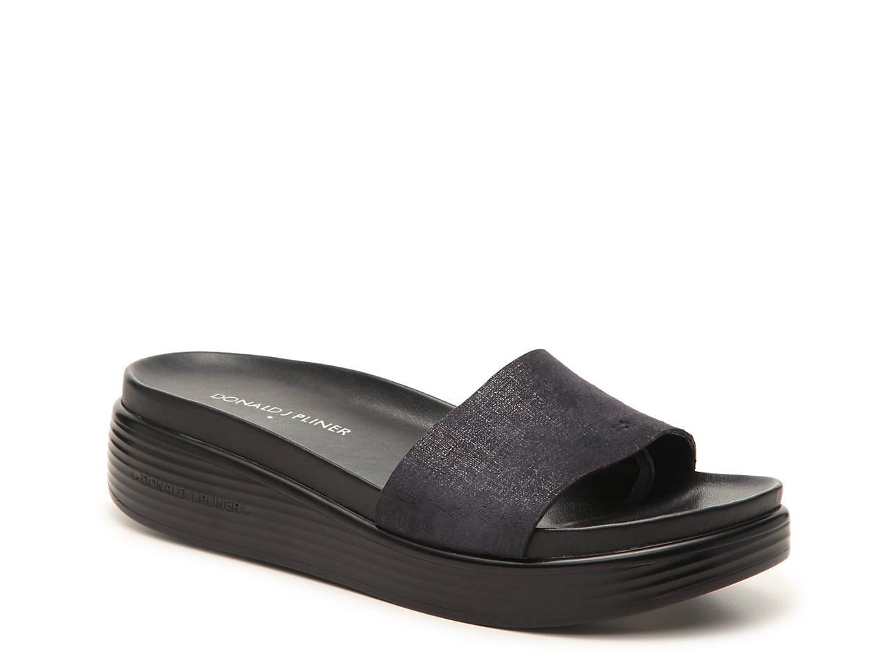 fbc54961ec5 Donald Pliner Fiji Slide Sandal Women s Shoes