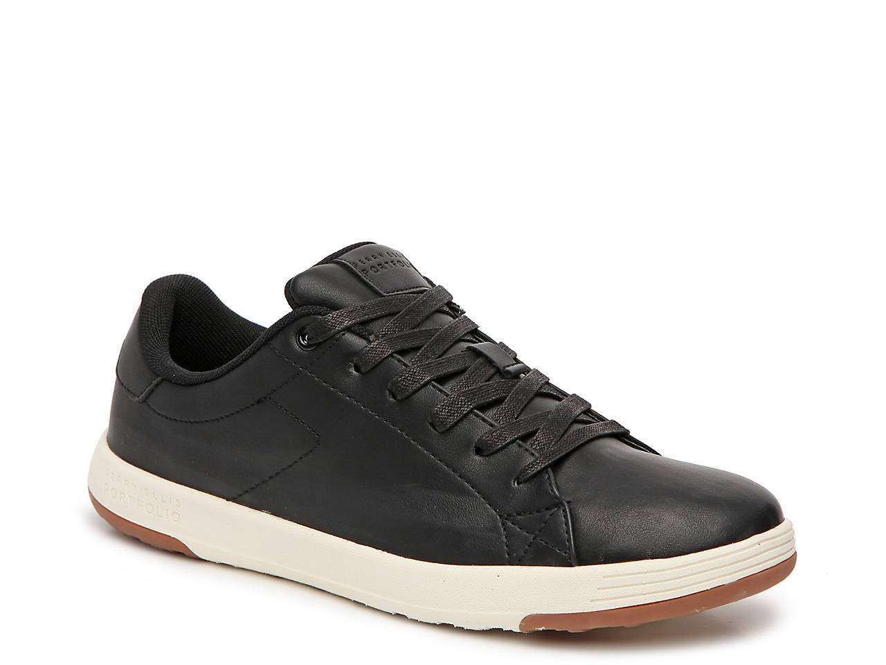 6648d0c87a8 Perry Ellis Portfolio Toney Sneaker Men s Shoes