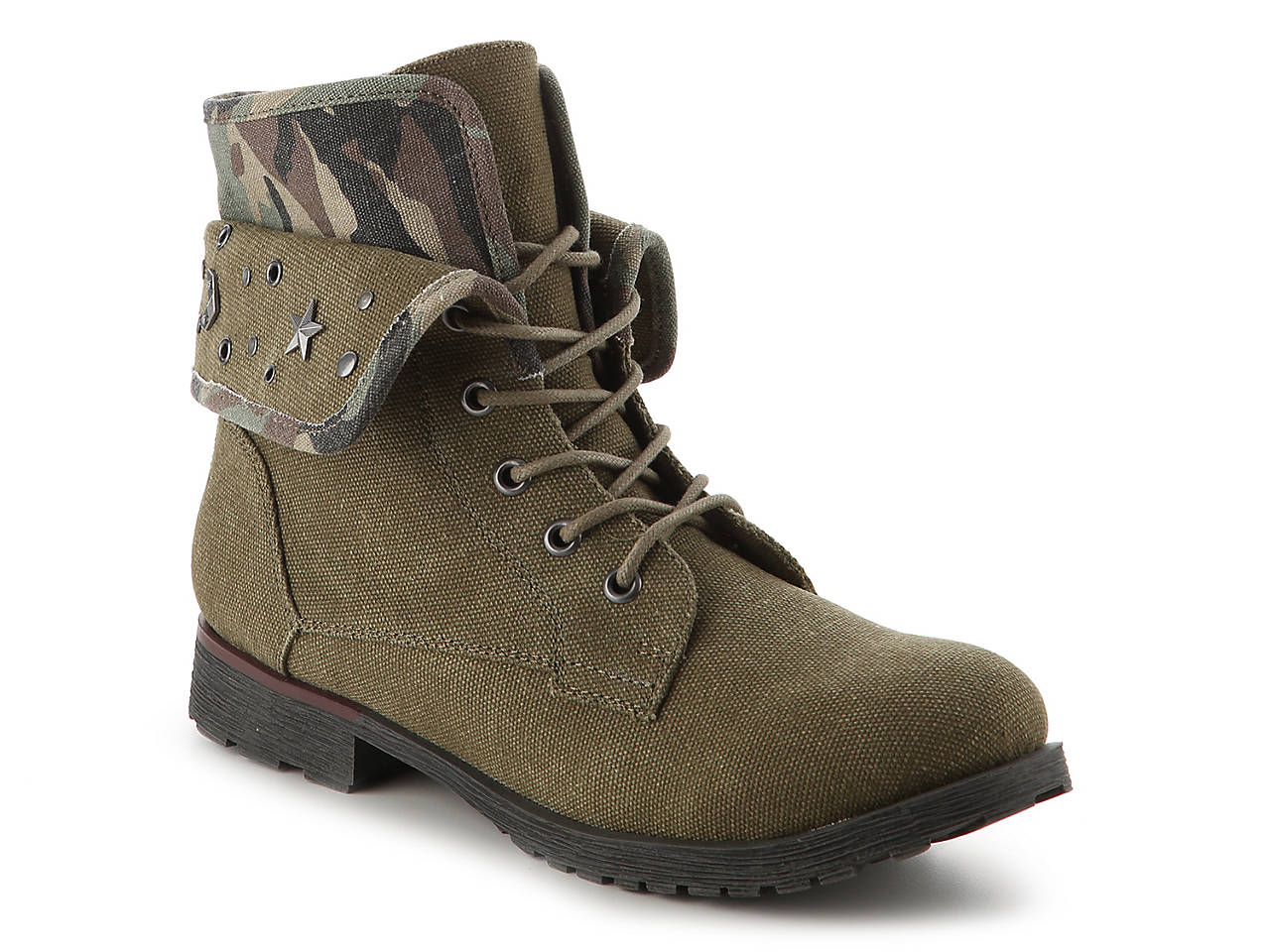 Women's Lace-Up & Combat Boots | DSW