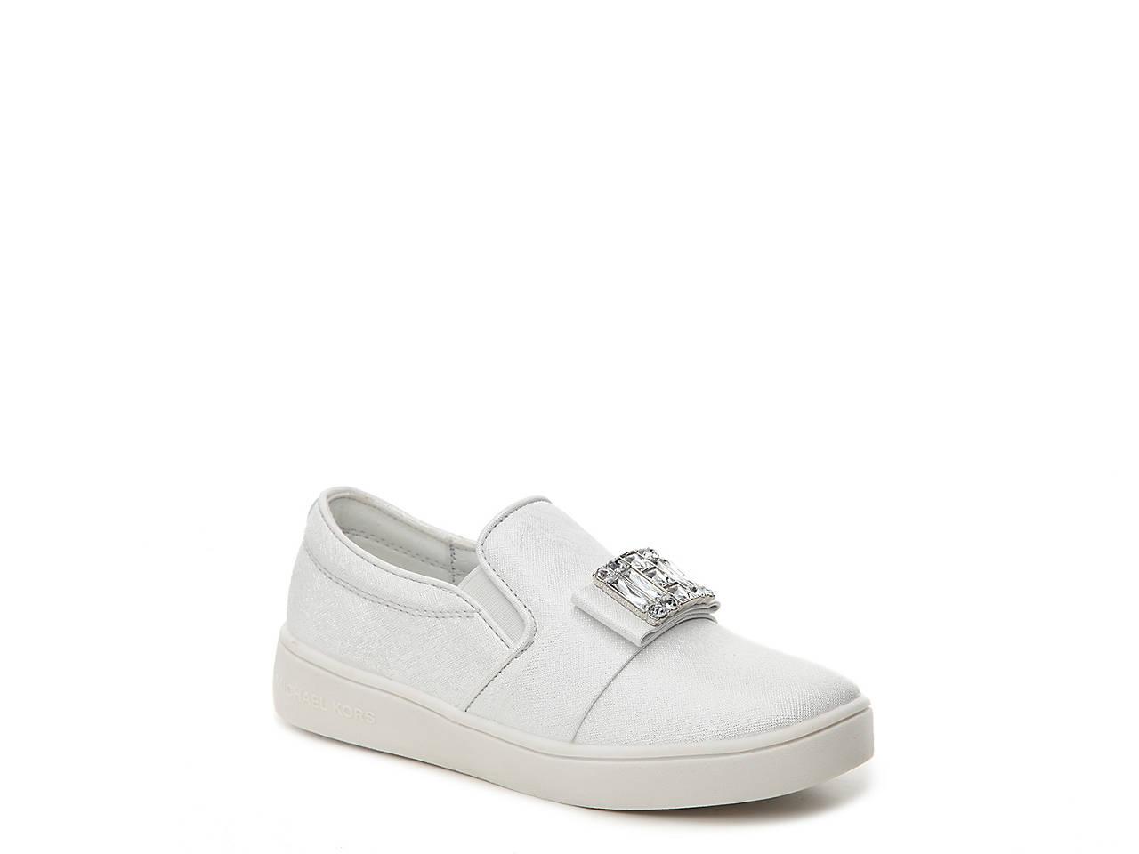 Ivy Cara Toddler \u0026 Youth Slip-On Sneaker