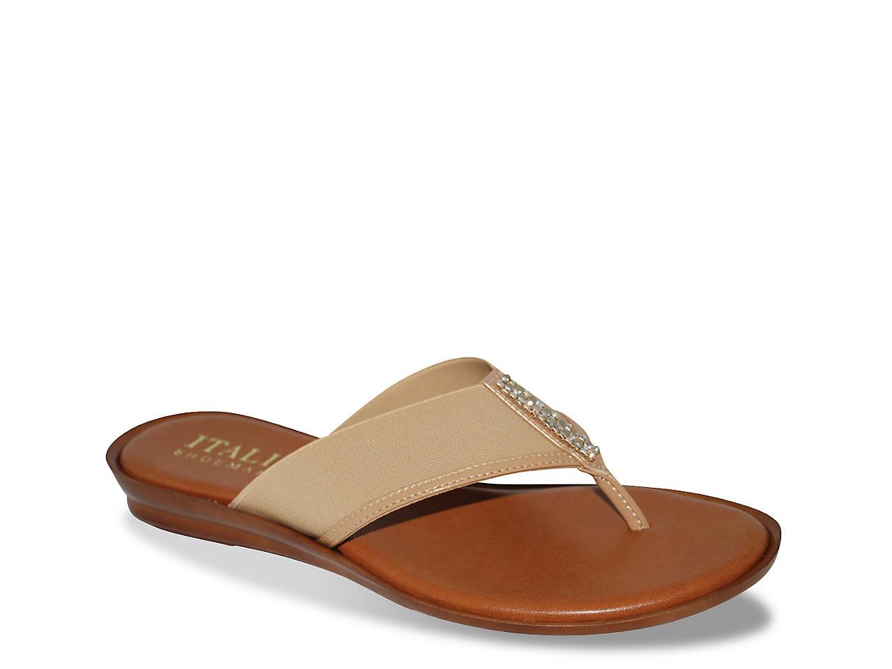 7a32a0031b Italian Shoemakers Jewel Wedge Sandal Women's Shoes | DSW
