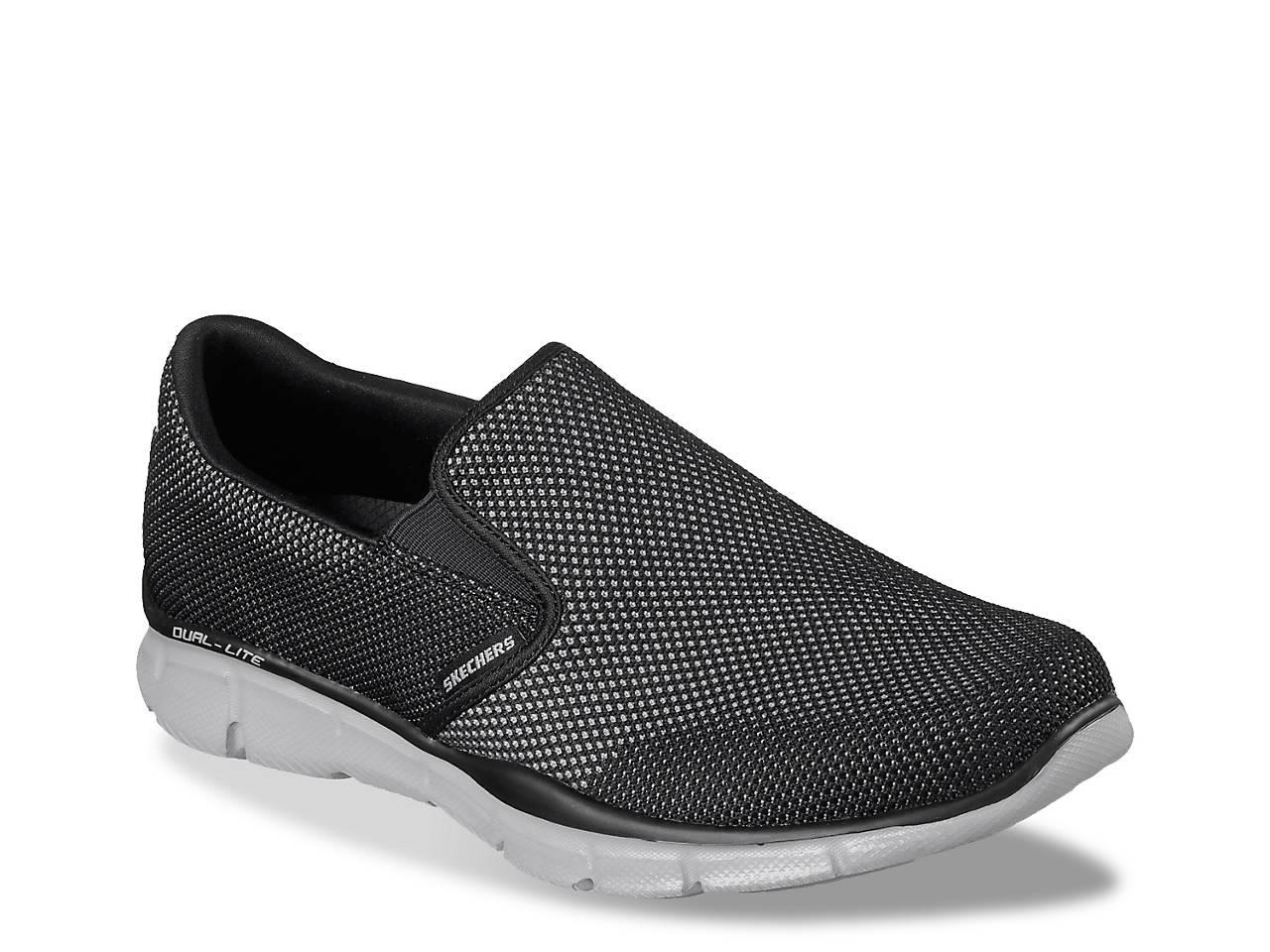 EQUALIZER - Slip-ons - black New Style xndc58q2