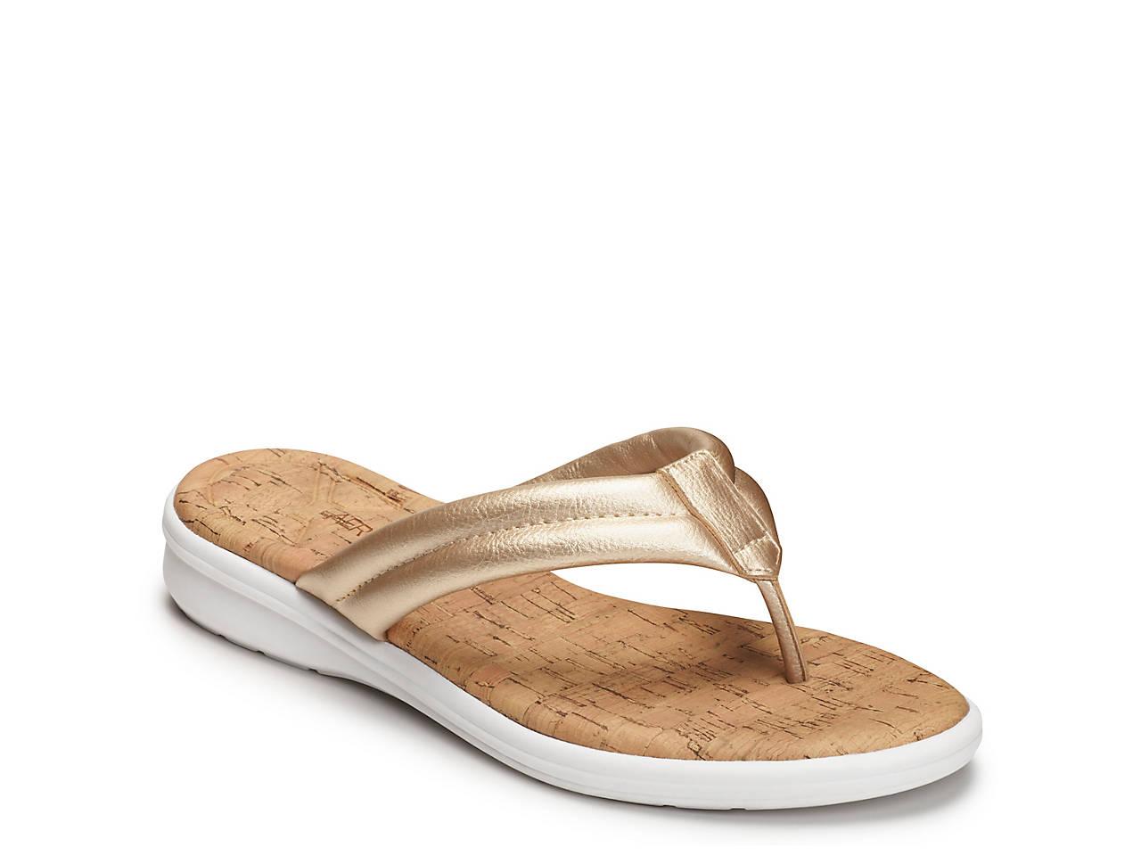 3de7de6841e0 Aerosoles Great Lakes Flip Flop Women s Shoes