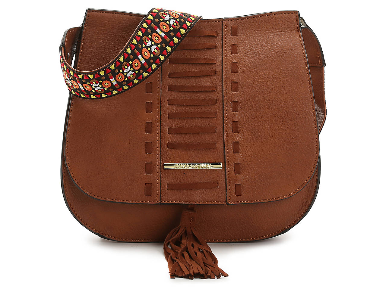 658db659602 Steve Madden Keegan Crossbody Bag Women's Handbags & Accessories | DSW