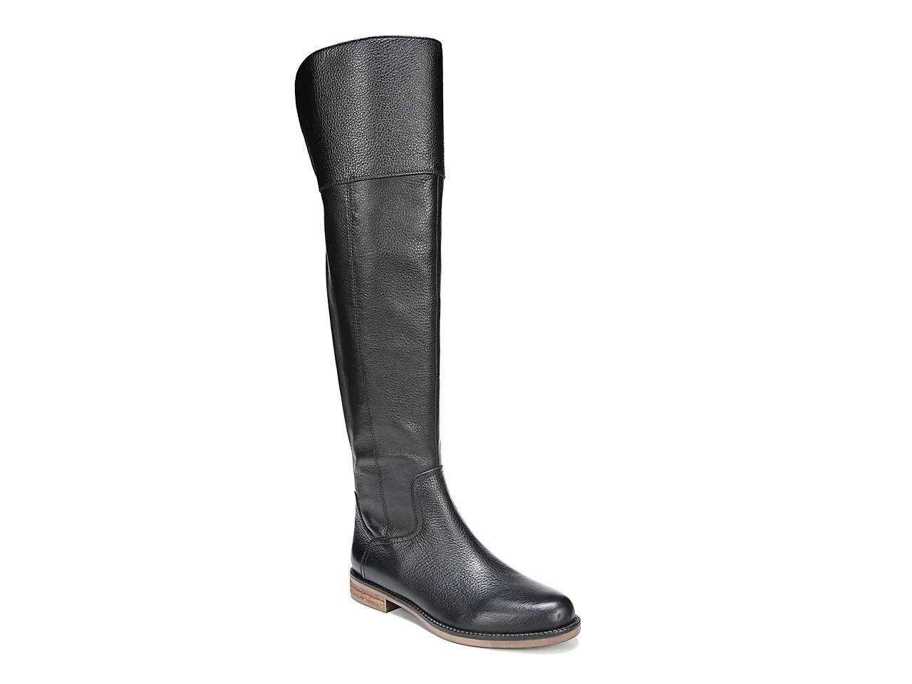 02e7980e053 Franco Sarto Carlisle Over The Knee Boot Women s Shoes