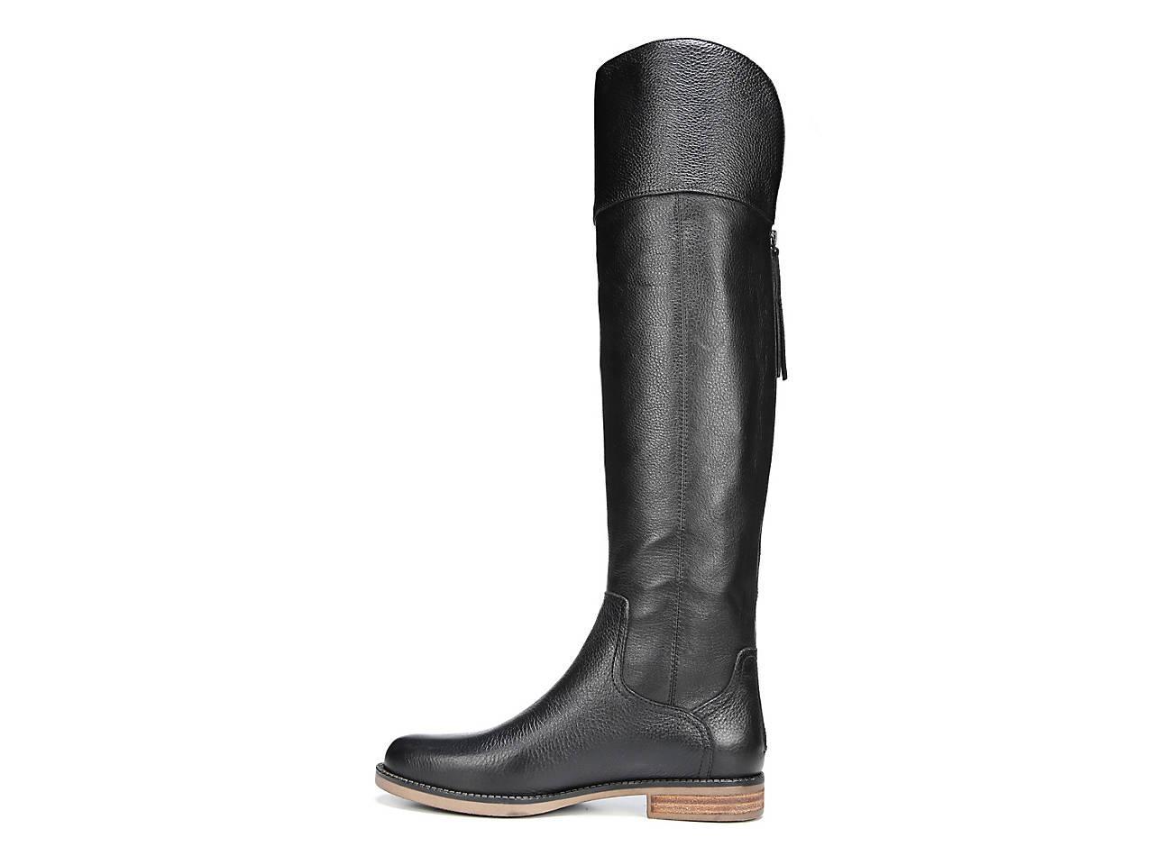 9a95a22d88b Franco Sarto Carlisle Over The Knee Boot Women s Shoes