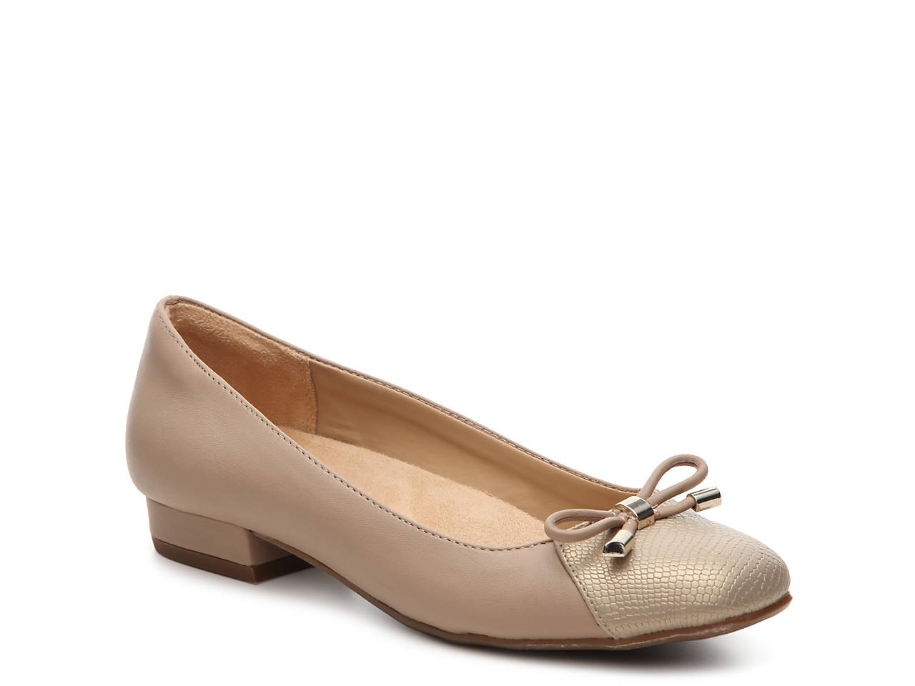 fded2aba50c9 Naturalizer Gertie Flat Women s Shoes