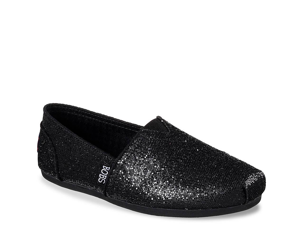 35590e42f225 BOBS from Skechers Plush Friday Night Slip-On Women s Shoes