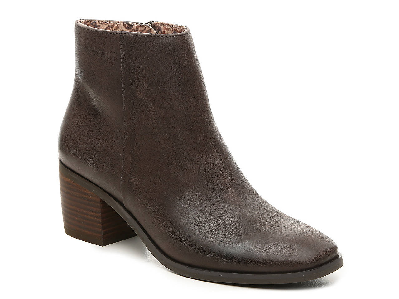 0d9319f48cfa Lucky Brand Malvelia Bootie Women s Shoes