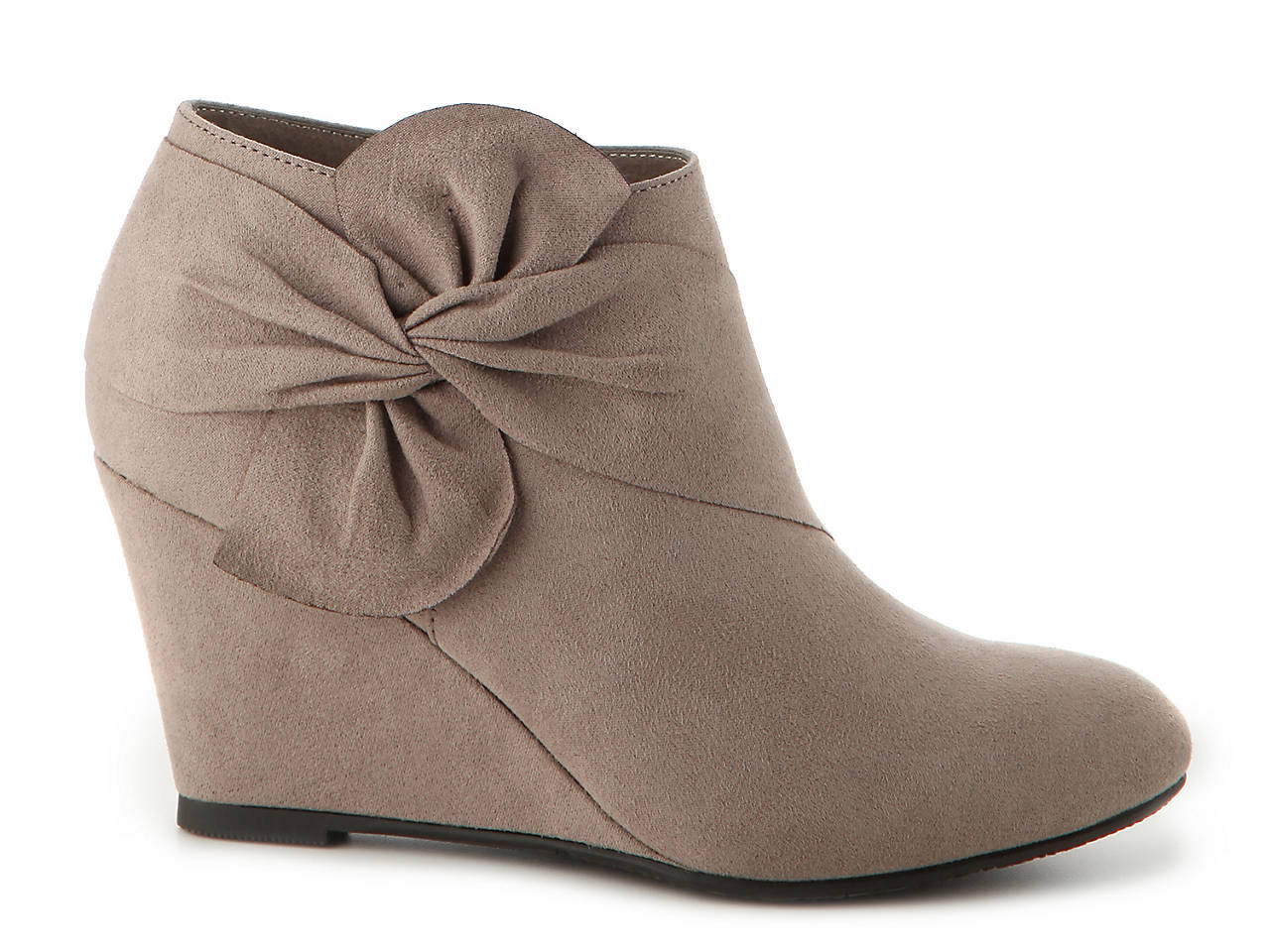 860269454d3f CL by Laundry Vivid Wedge Bootie Women s Shoes